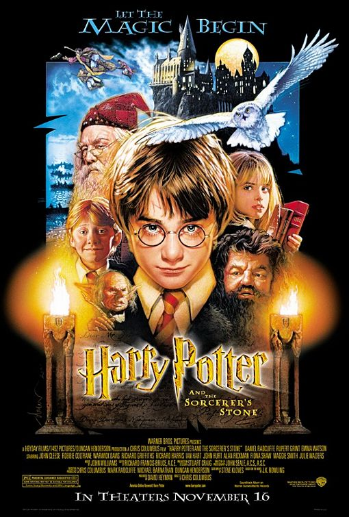 Harry Potter and the Sorcerer\'s Stone Cover