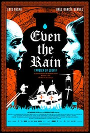 Even the Rain Poster