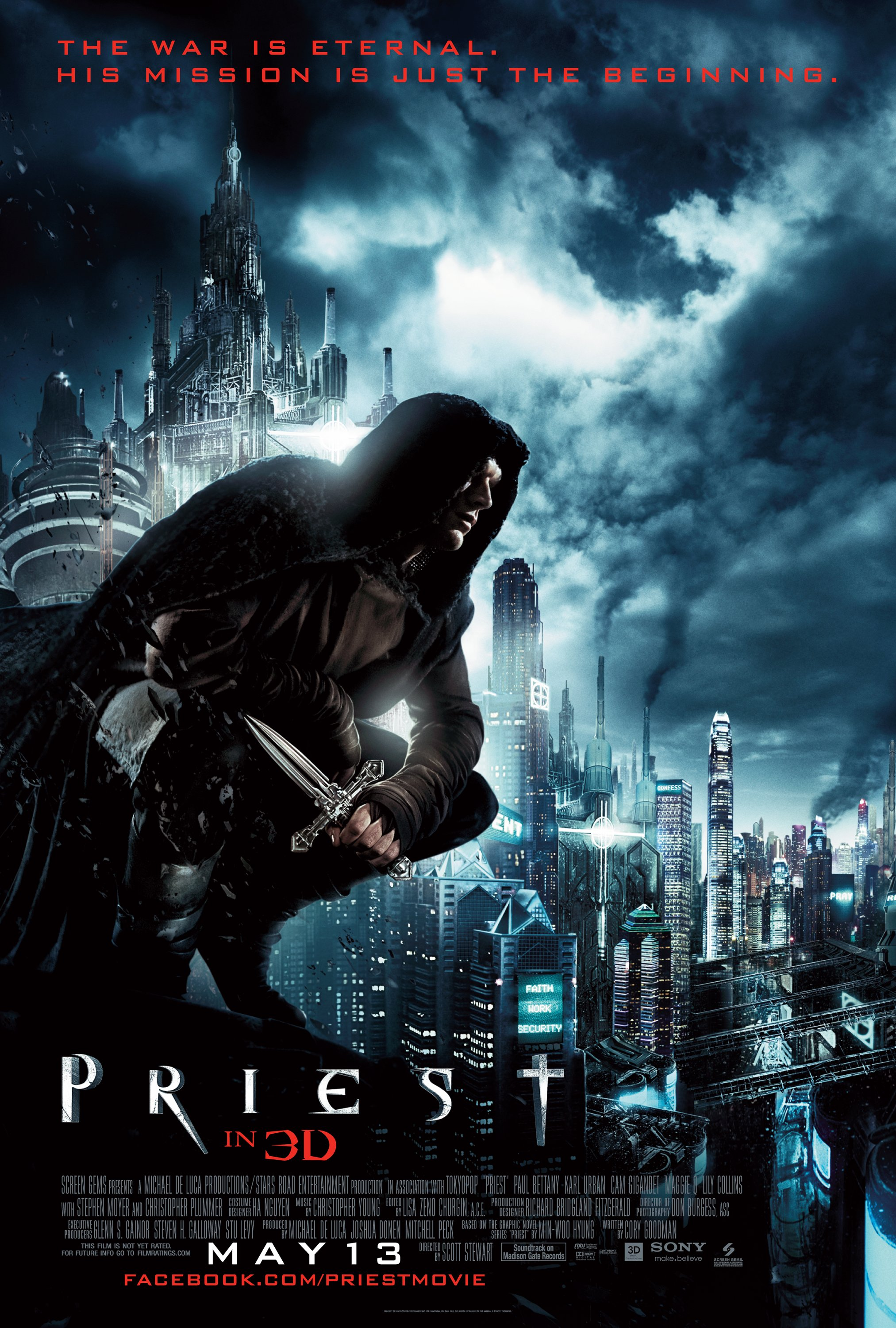 Poster del film Priest