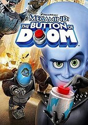 Megamind: The Button of Doom Poster