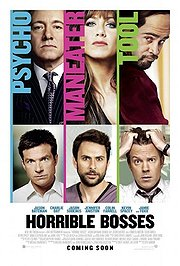 Watch Horrible Bosses online
