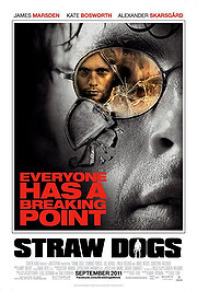 Straw Dogs (2011) Blu Ray DVD