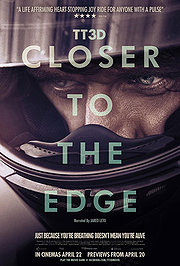 TT: Closer to the Edge Poster