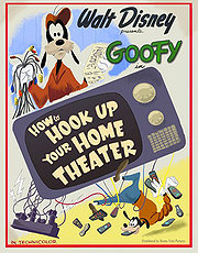 Goofy: How to Hook Up Your Home Theatre