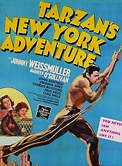 Tarzan&#039;s New York Adventure Poster