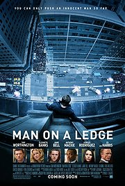 Man on a Ledge (2012) Poster