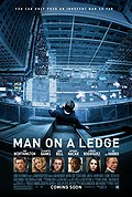 Man on a Ledge poster & wallpaper