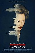 The Iron Lady poster &amp; wallpaper