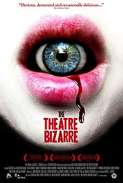 The Theatre Bizarre Poster