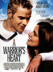 A Warrior's Heart Poster