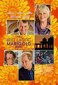 The Best Exotic Marigold Hotel poster & wallpaper