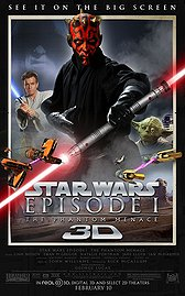 Star Wars: Episode I - The Phantom Menace (in 3D)