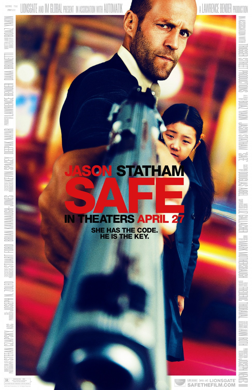 Safe Cover