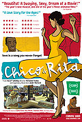 Chico & Rita poster &amp; wallpaper