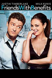 Friends With Benefits film poster