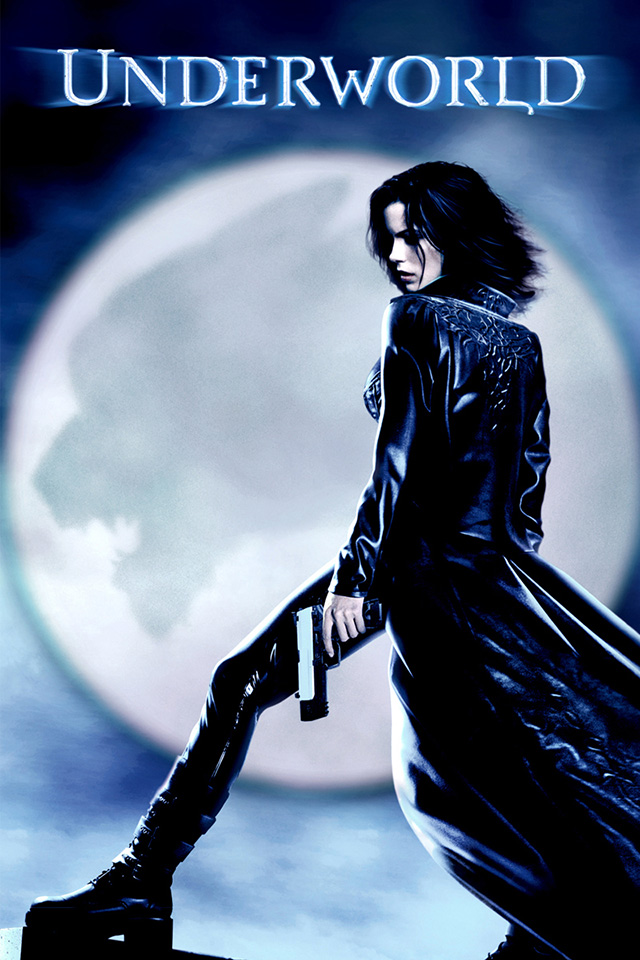 Poster del film Underworld