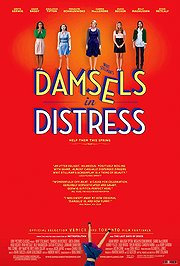 Damsels in Distress Poster