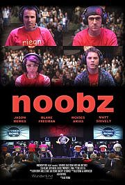 Noobz Poster