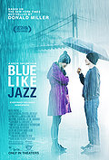 Blue Like Jazz poster &amp; wallpaper
