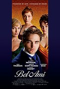 Bel Ami poster & wallpaper