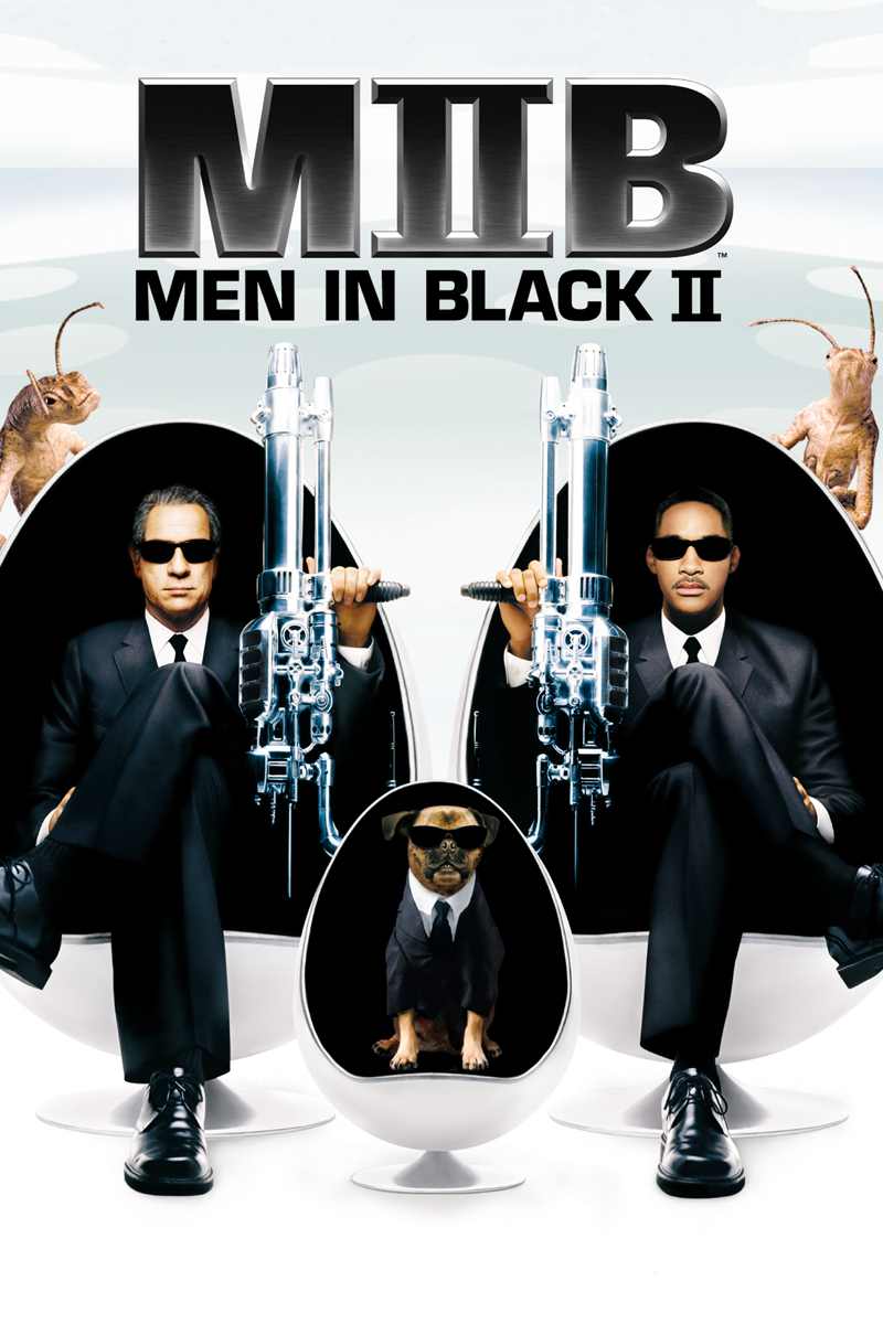 Poster del film MIIB - Men In Black II