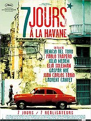 7 Days in Havana Poster