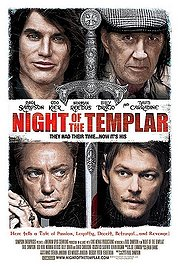 Night of the Templar Poster