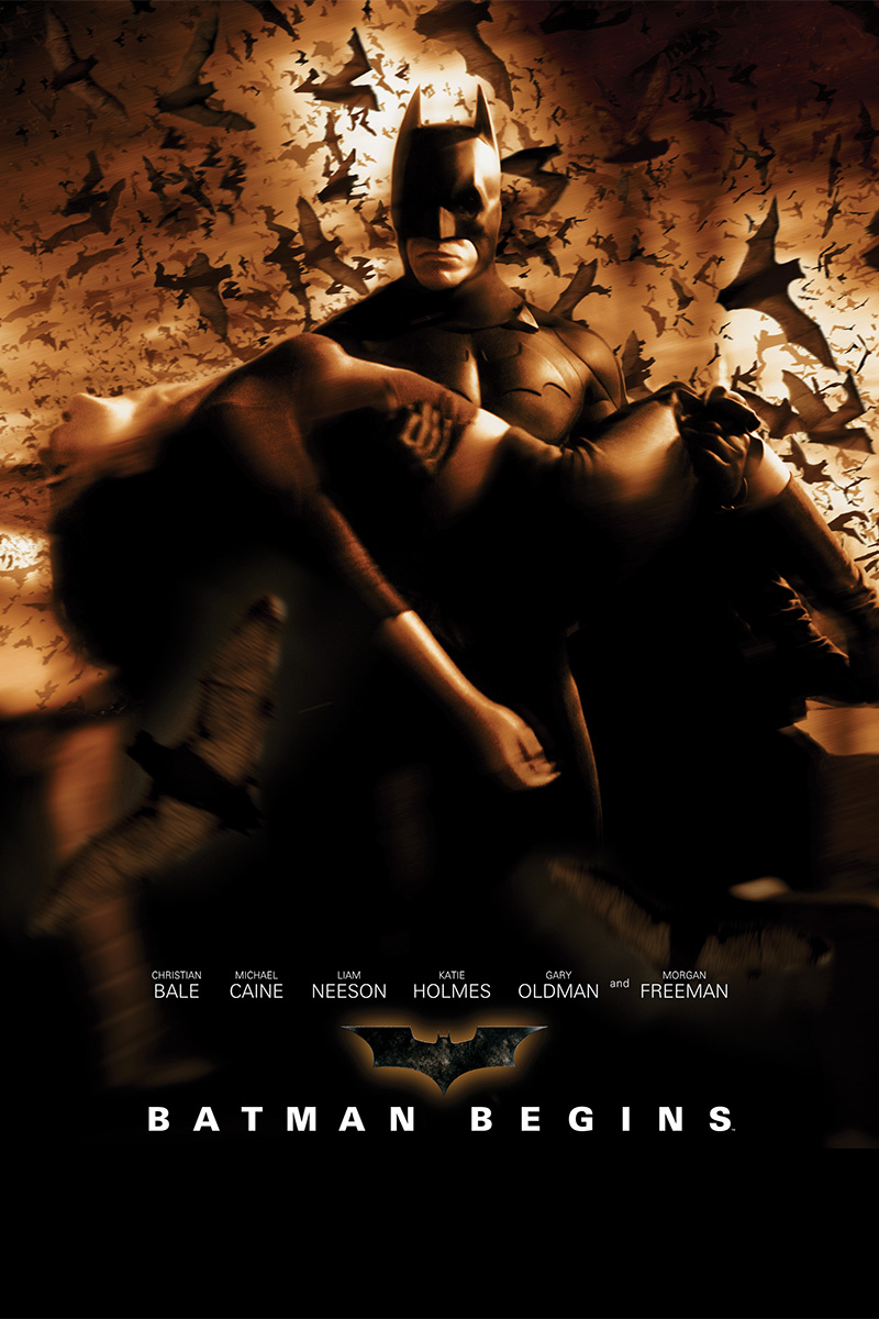 Poster del film Batman Begins