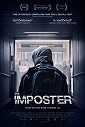 The Imposter poster & wallpaper