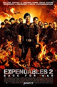The Expendables 2 poster & wallpaper
