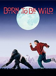 Born to Be Wild movie posters