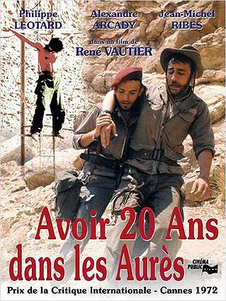 Avoir 20 ans dans les Aur�s (To Be Twenty in the Aures)
