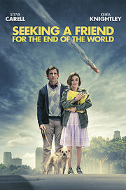 Seeking a Friend for the End of the World poster Steve Carell Dodge
