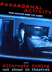 Paranormal Activity - Alternate Ending