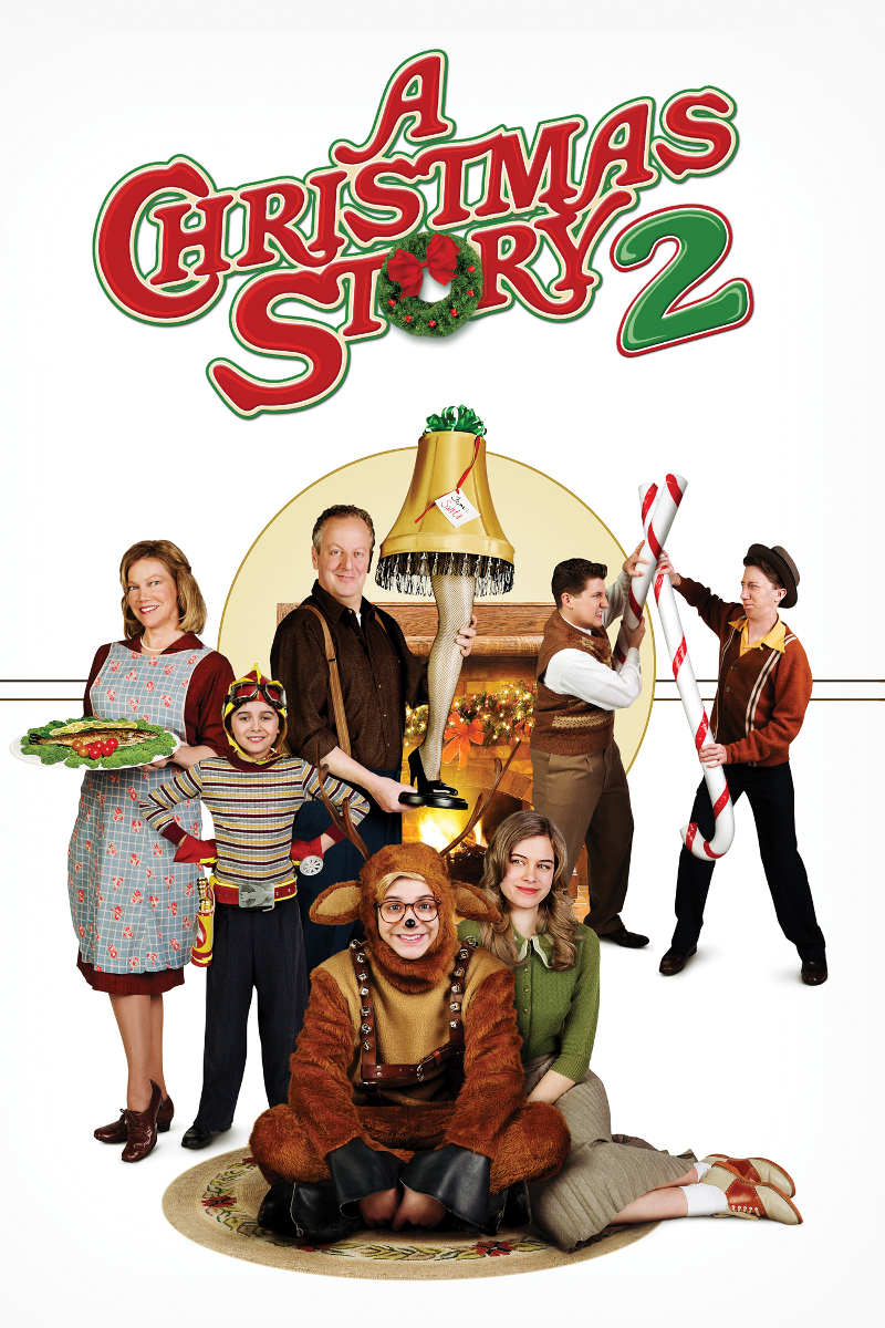 Christmas Story 2 Poster A  A Christmas Story 2 Poster