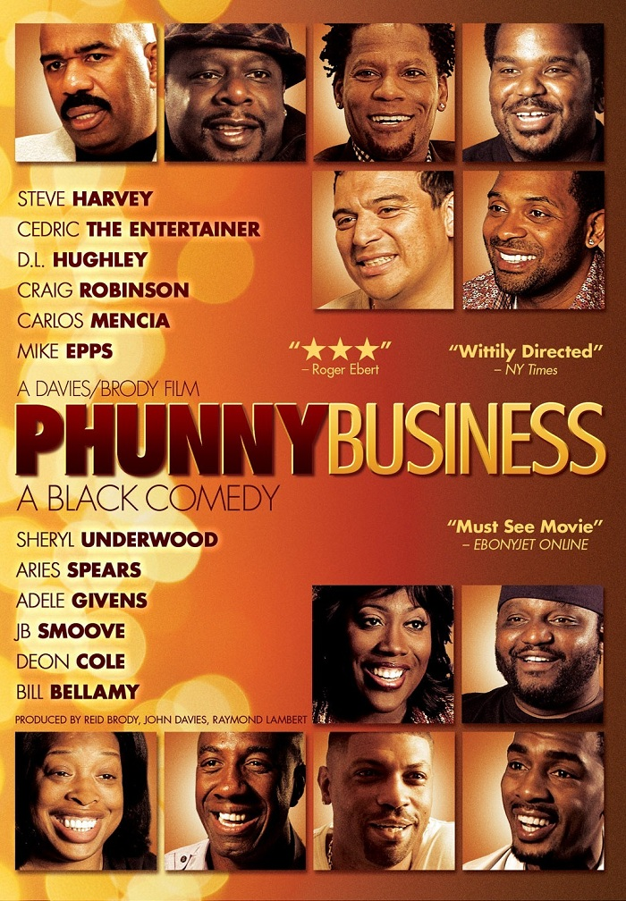 Phunny Business: A Black Comedy(2012) - Rotten Tomatoes