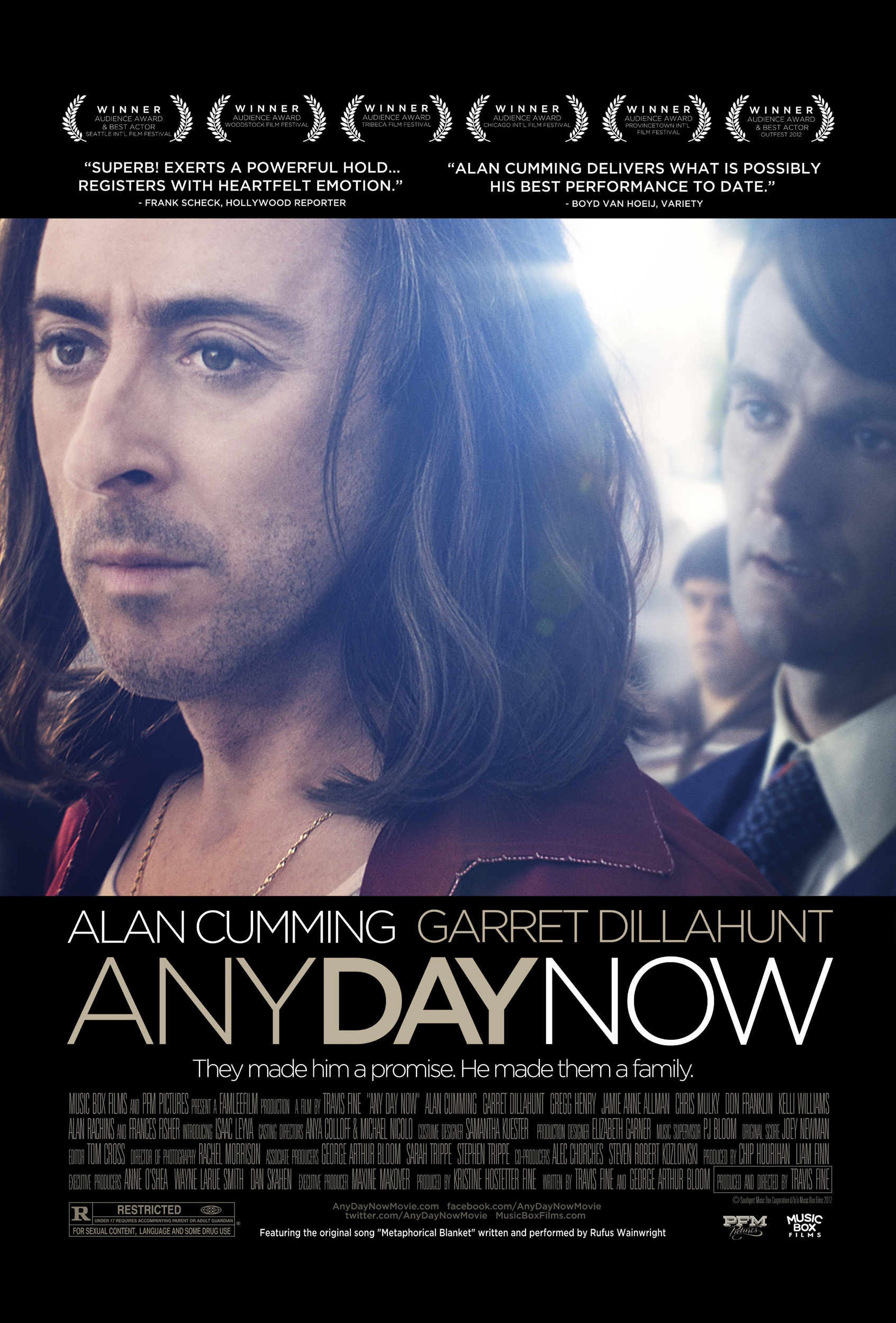 Any Day Now en streaming