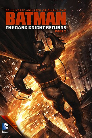 Batman: The Dark Knight Returns: Part Two