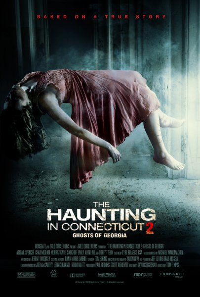The Haunting in Connecticut 2: Ghosts of Georgia logo