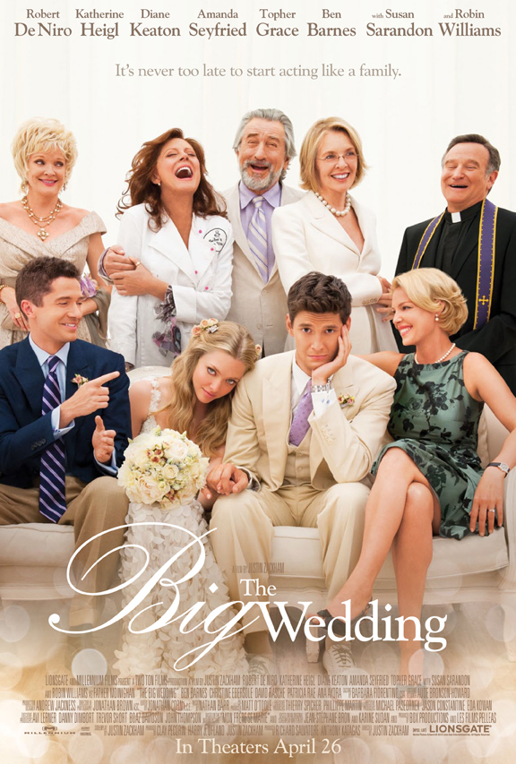 The Big Wedding Cover