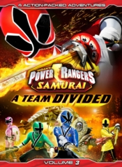 Power Rangers: Samurai Volume 3 (A Team Divided)