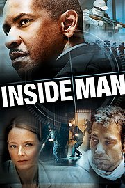 Inside Man (2006) Thriller (HD) Denzel Washington