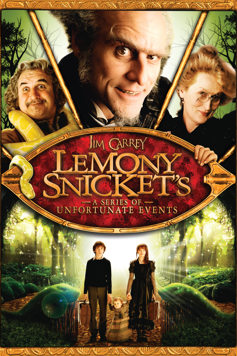 lemony snickets a series of unfortunate events 2004