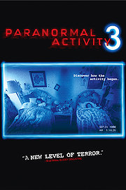 Paranormal Activity 3 (Unrated)