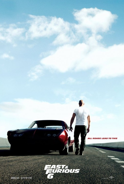 FAST & FURIOUS 6 (IN DIGITAL) (PG-13)