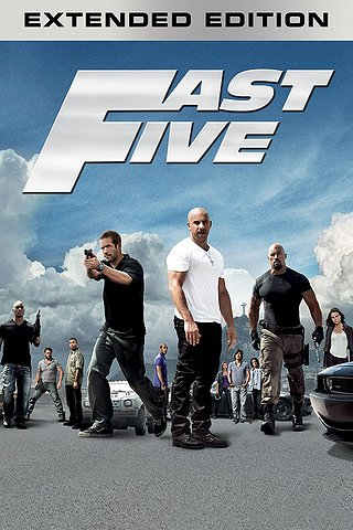 Fast Five: Extended Edition