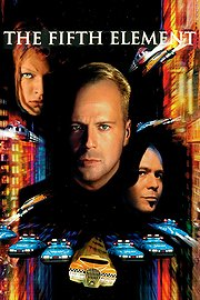 The Fifth Element (Remastered BluRay)  Action | Adventure | Sci-Fi