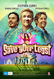 Save Your Legs! (2014) Comedy (BluRay)