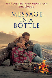 Message in a Bottle filme poster