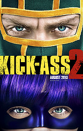 Watch Kick-Ass 2 (2013) Movie Megavideo Online Free